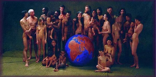 world of nudism