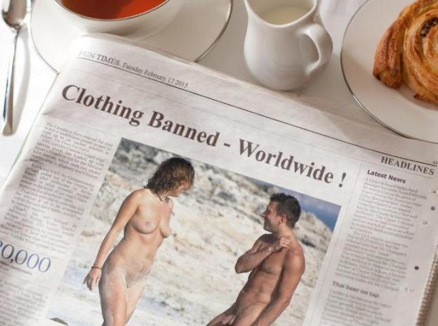 clothing banned worldwide uncensored